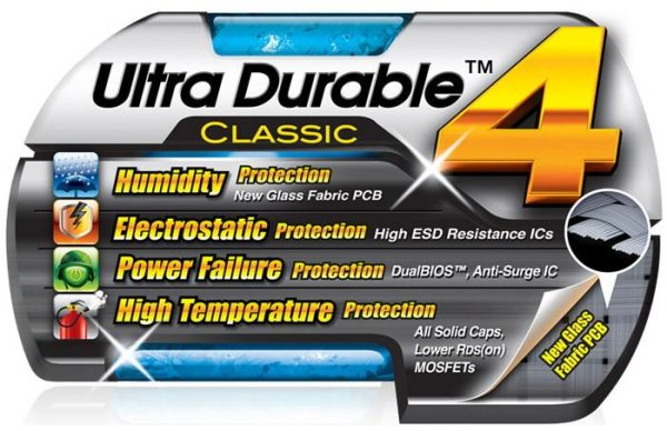 Ultra Durable 4 Classic 0