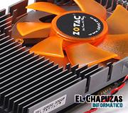 Zotac desarrolla una GeForce 520 PCI y PCIe x1