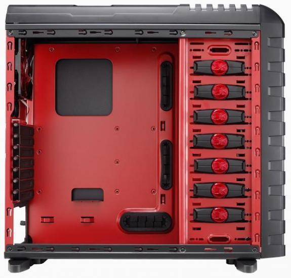 Aerocool Strike X GT Devil Red 4 7