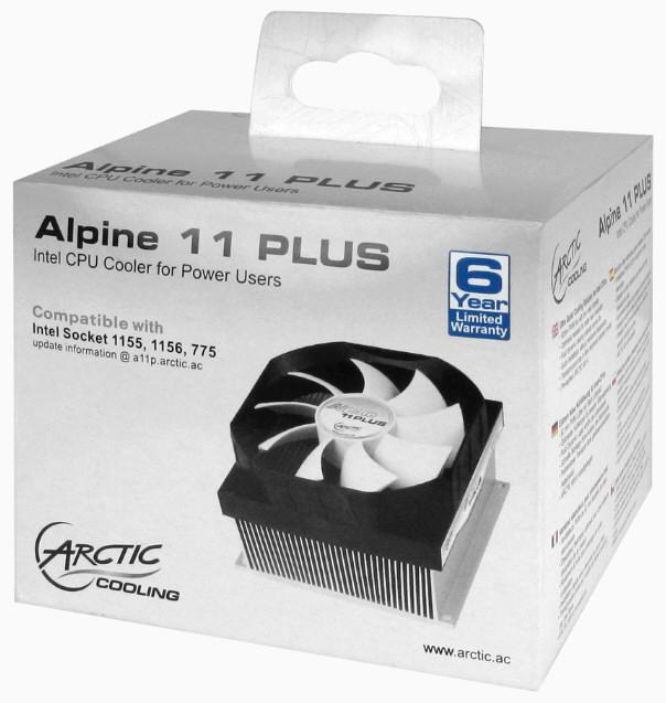 Arctic Alpine 11 Plus 1 0