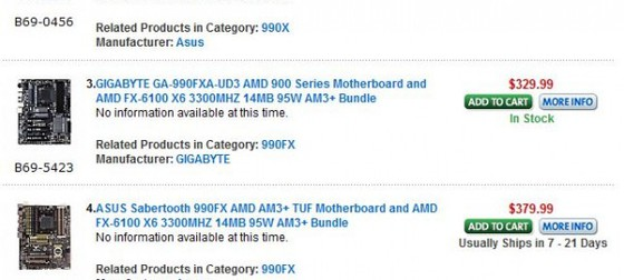 Bundle AMF FX 6100. 0