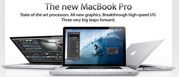 El Nuevo MacBook Pro 0