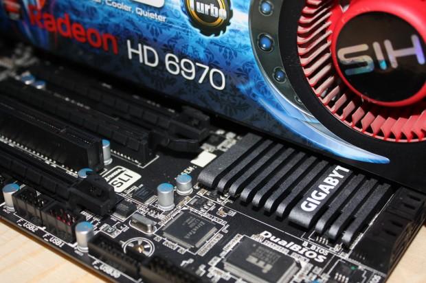 Gigabyte GA 990FXA UD3 Montaje 2 e1318799414125 Review: Gigabyte GA 990FXA UD3