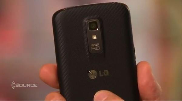 LG Optimus Eye 0