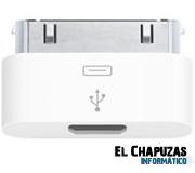 Apple venderá adaptadores micro USB para iPhone