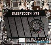 Asus Sabertooth X79 en imágenes