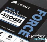 Corsair amplía la familia SSD Force Series GT & Force Series 3