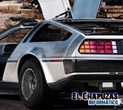 El DeLorean DMC-12 regresa al futuro convertido en un coche eléctrico