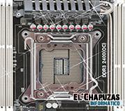 ECS X79R-AX Black Series se deja ver en una nueva imagen