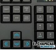 Gigabyte prepara su teclado gaming Force K3