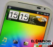 HTC Sensation XL: La nueva maravilla de HTC