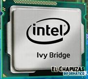 Intel espera dar a conocer sus CPUs Ivy Bridge en Marzo