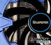 Leadtek anuncia la GeForce GTX 560 Ti Hurricane