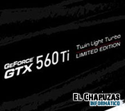 Palit presenta la GeForce GTX 560 Ti Twin Light Turbo
