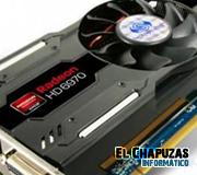 Logo Radeon HD 6970 Battlefield 3 Special Edition