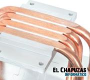 Thermaltake lanza los disipadores CPU Contac 16 y Contac 21