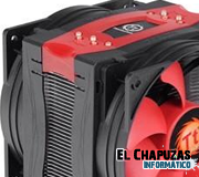 Thermaltake presenta el disipador CPU Frio Advanced