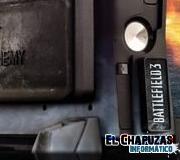 Logo Xbox 360 Carcasa Battlefield 3