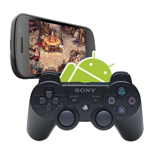 Mando PS3 Android 0