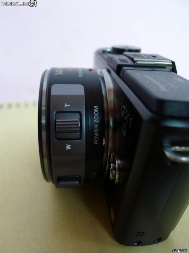 Panasonic Lumix DMC GX1 filtrada en imágenes