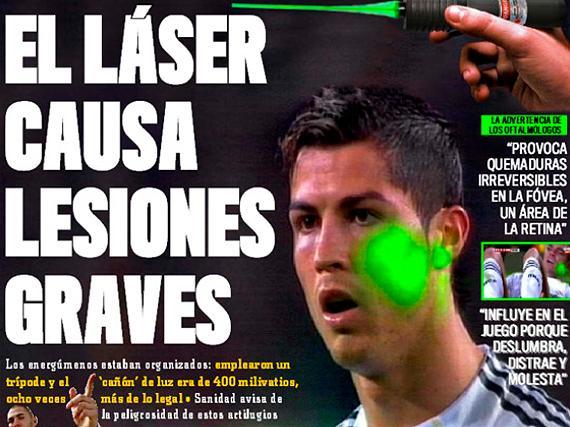 Ronaldo Láser 1