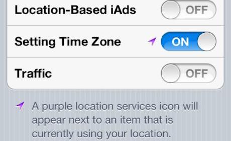 iPhone iOS 5 Zona Horaria 1