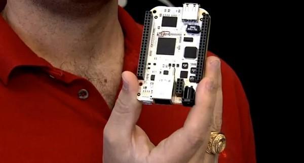 BeagleBome 1 BeagleBone: El mini ordenador de 89 dólares