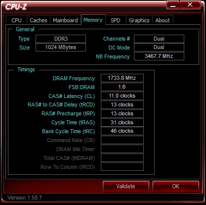 Corsair Dominator GT CMGTX6 DDR3 3467 MHz 1 2