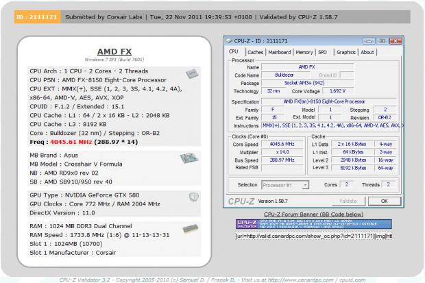 Corsair Dominator GT CMGTX6 DDR3 3467 MHz 2 e1322131910601 Corsair rompe récord mundial con memorias DDR3 a 3467 MHz