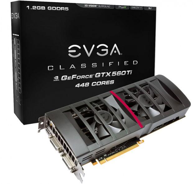 EVGA GTX 560 Ti 448 Cores Classified e1322648414720 0