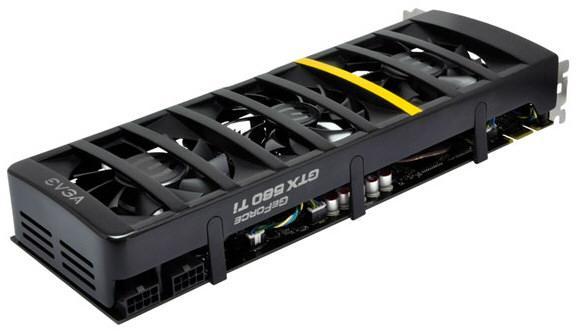EVGA GeForce GTX 560 Ti 2Win 3 1