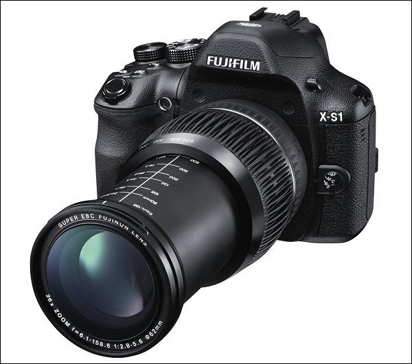 Fujifilm X S1 1 0