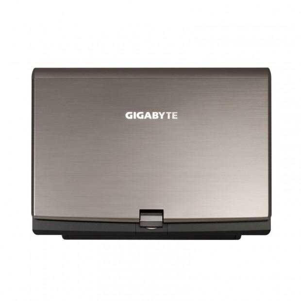 Gigabyte Booktop T1132 3 e1322516854294 Gigabyte Booktop T1132: Portátil netvertible