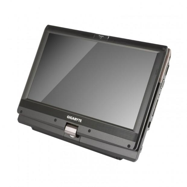 Gigabyte Booktop T1132 5 e1322517098775 Gigabyte Booktop T1132: Portátil netvertible