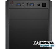 Gigabyte presenta su nueva semitorre LUXO X10