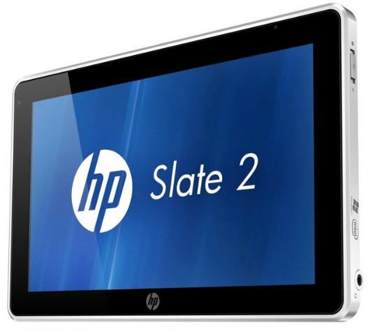 HP Slate 2 1 0