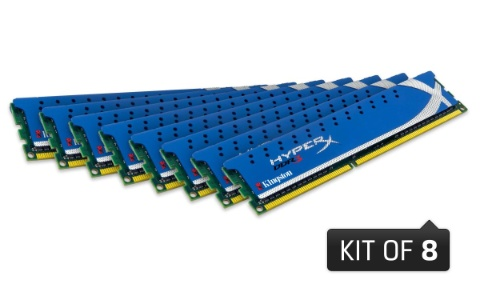 Kingston HyperX Genesis Quad Channel 2 1