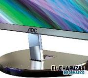 AOC lanza el monitor IPS Aire Pro i2353Ph