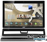 Acer lanza cuatro nuevos All-in-One: AZ5, AZ3, Z2620G y Z2610G