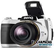BenQ presenta su primera cámara 'bridge' llamada GH600