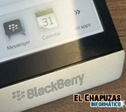 Se filtra la BlackBerry London