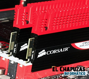 Corsair Dominator GTX 8 para LGA2011