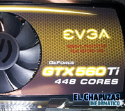 Una EVGA GTX 560 Ti 448 se adelanta a su lanzamiento oficial
