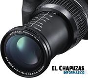Fujifilm X-S1: Cámara bridge con zoom x26