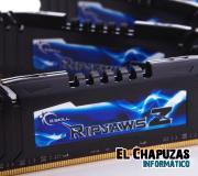 Filtradas las G.Skill RipjawsZ Quad-Channel DDR3
