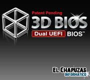 Gigabyte crea '3D BIOS' para sus placas X79