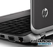 HP 3115m: Subnotebook de 11.6″ y Beats Audio