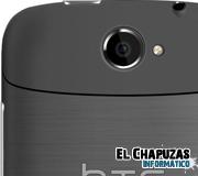 HTC Ville posa ante la cámara