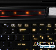 MSI GT780DXR: Portátil gamer con Nvidia GTX 570M