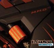 MadCatz presenta el ratón gaming Cyborg M.M.O.7